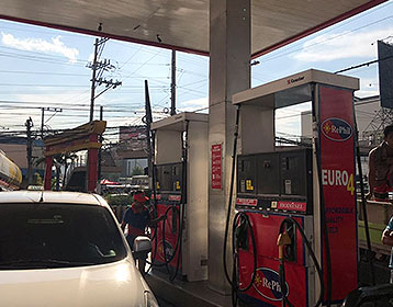dispensadores de combustibles